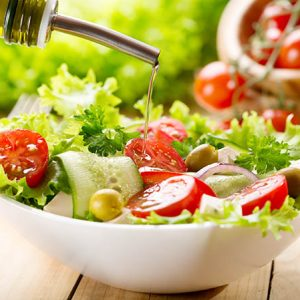ירקות, סלטים ומטבלים